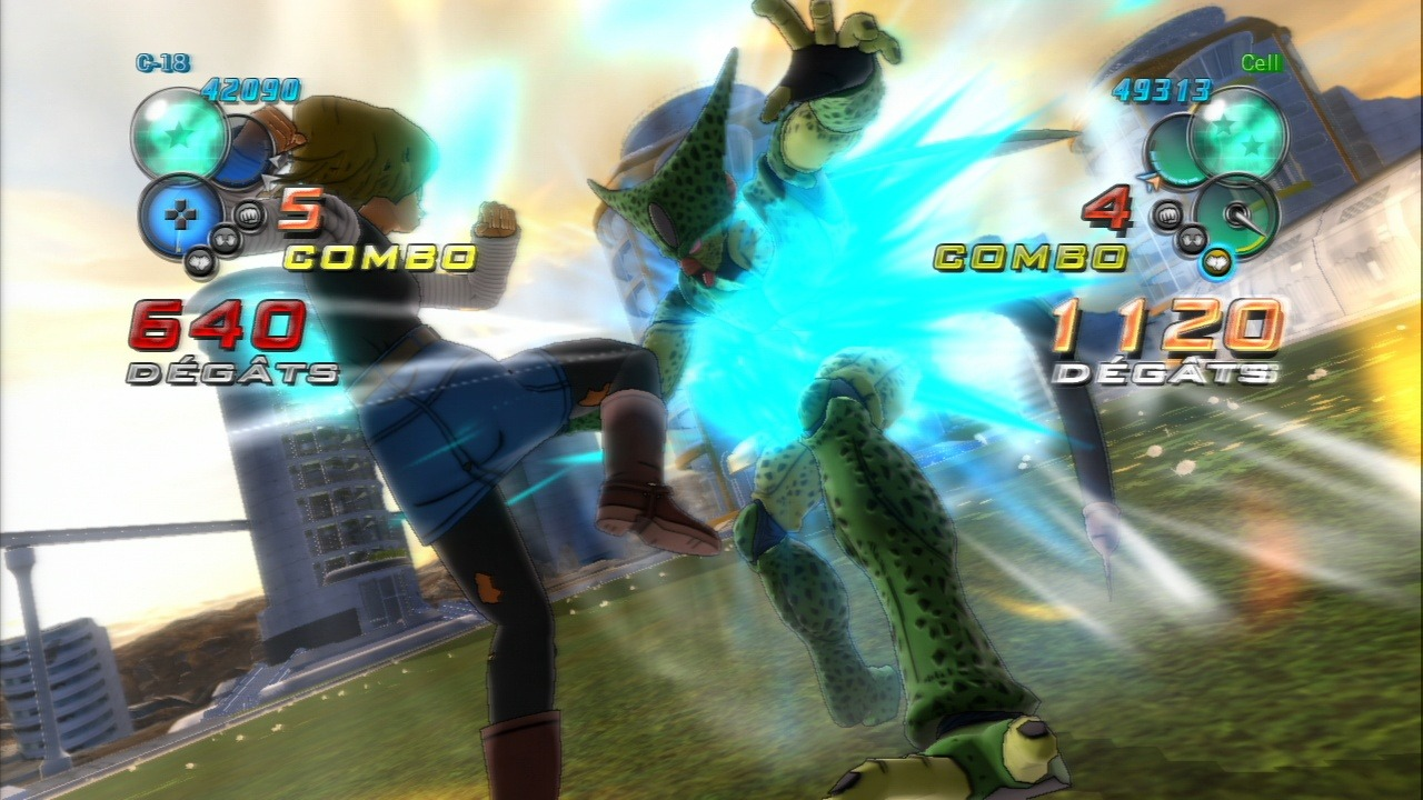 com Dragon Ball Z Ultimate Tenkaichi - PlayStation 3 Image 187 sur 194