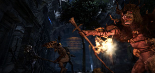 Dragon's Dogma : Dark Arisen s'illustre à