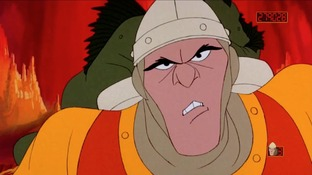 Test Dragon's Lair PlayStation 3 - Screenshot 1