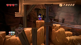 Images de DuckTales Remastered, la mine africaine