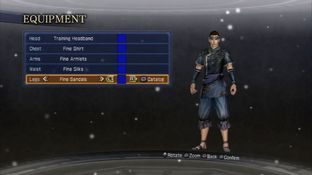 Test Dynasty Warriors 7 Empires PlayStation 3 - Screenshot 86