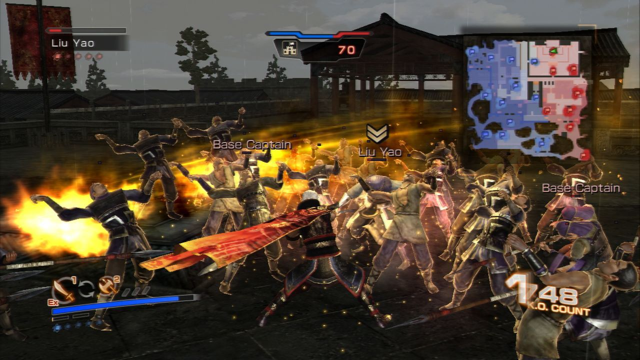 Images Dynasty Warriors 7 Empires PlayStation 3 - 91
