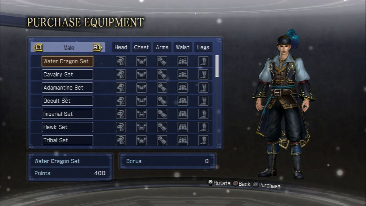 Images Dynasty Warriors 7 Empires PlayStation 3 - 96