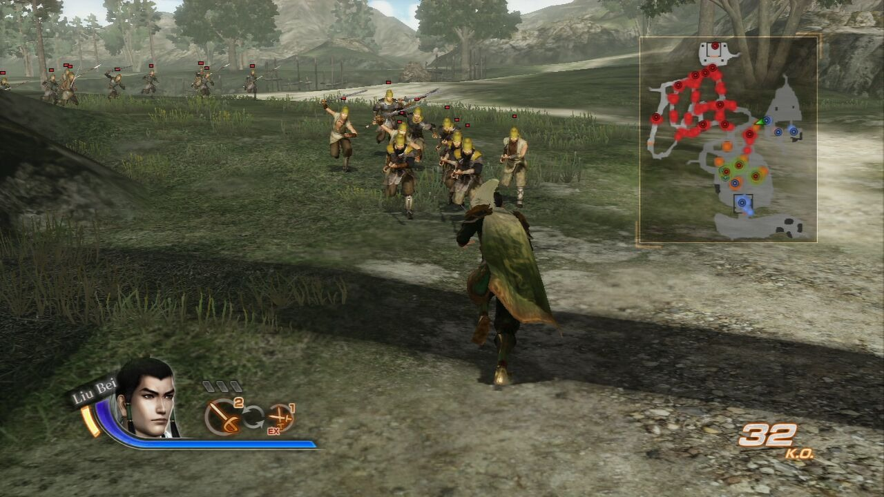 Images Dynasty Warriors 7 PlayStation 3 - 512