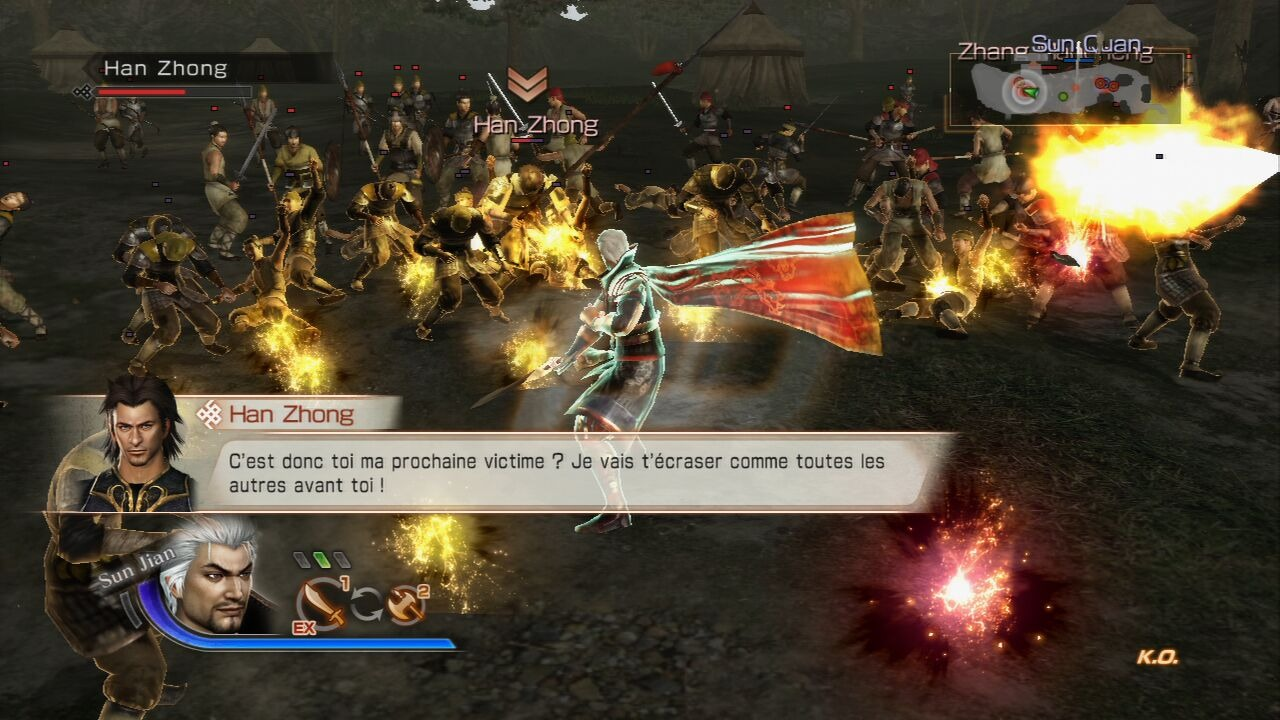 Images Dynasty Warriors 7 PlayStation 3 - 521