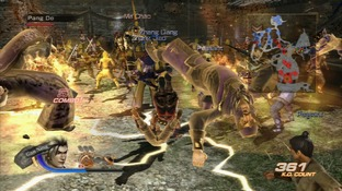 Dynasty Warriors 7 : Xtreme Legends PlayStation 3