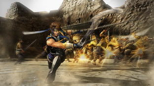 Images Dynasty Warriors 8 PlayStation 3 - 17