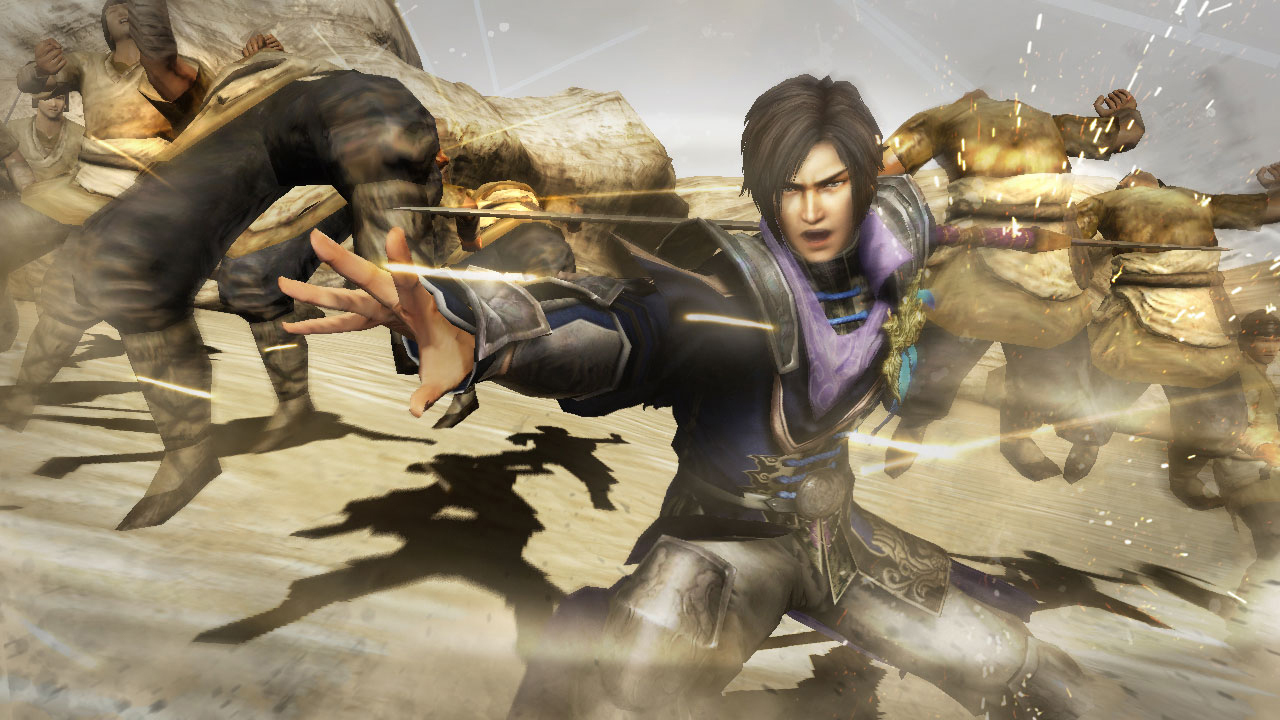Images Dynasty Warriors 8 PlayStation 3 - 33