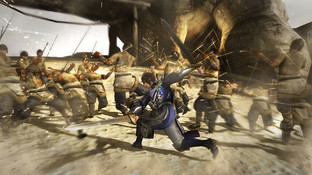 Pictures for Dynasty Warriors 8