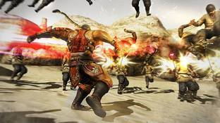 3 nouveaux persos dans Dynasty Warriors