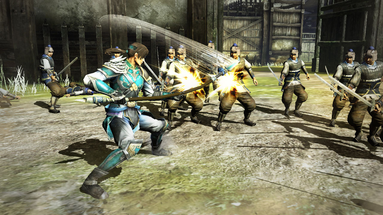 Images Dynasty Warriors 8 PlayStation 3 - 100