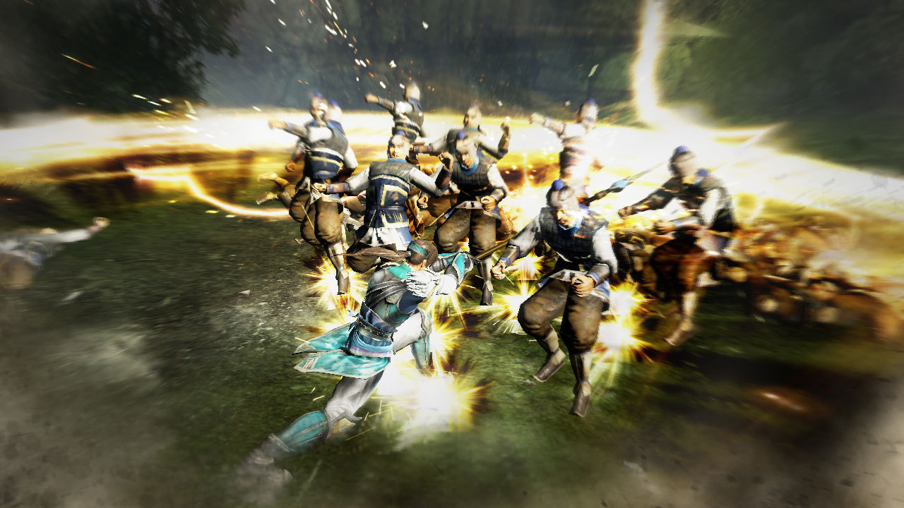 Images Dynasty Warriors 8 PlayStation 3 - 107