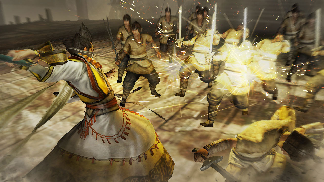 Images Dynasty Warriors 8 PlayStation 3 - 125