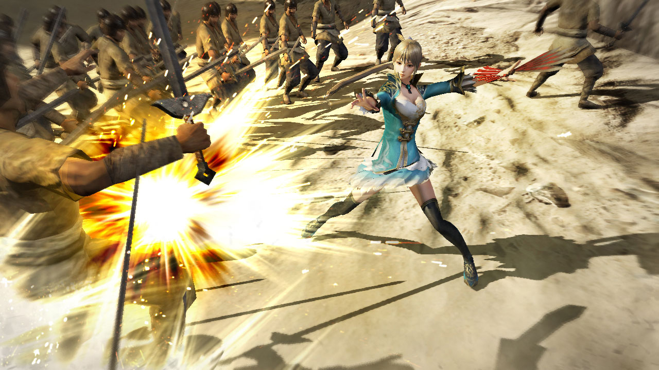 Images Dynasty Warriors 8 PlayStation 3 - 171