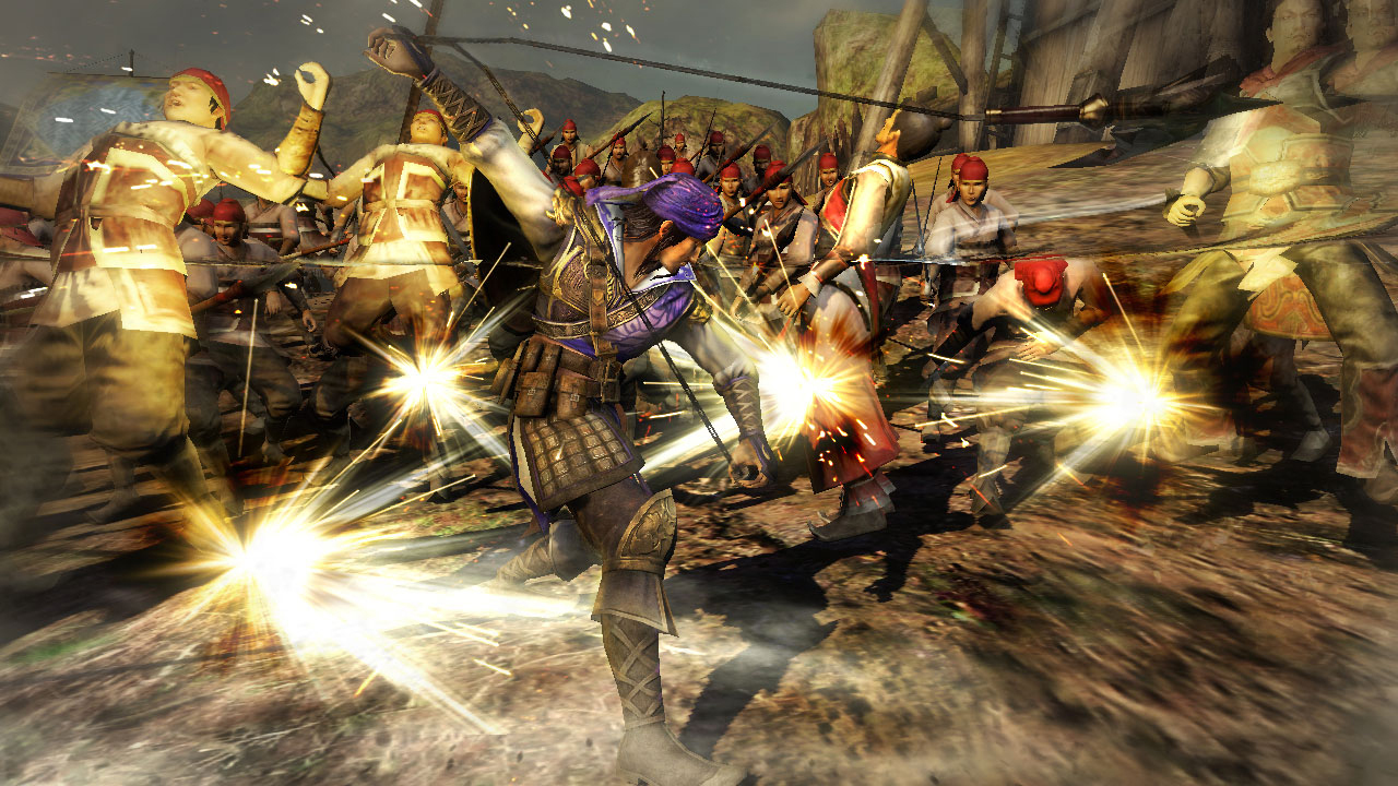 Images Dynasty Warriors 8 PlayStation 3 - 252