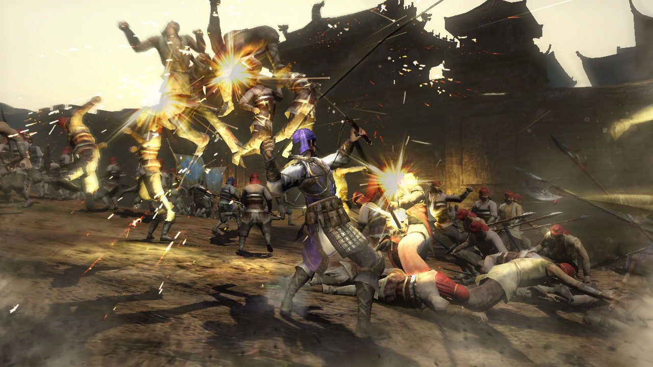 Images Dynasty Warriors 8 PlayStation 3 - 253