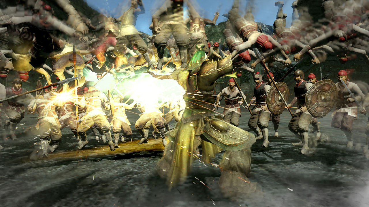 Images Dynasty Warriors 8 PlayStation 3 - 279
