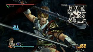 Test Dynasty Warriors 8 PlayStation 3 - Screenshot 465