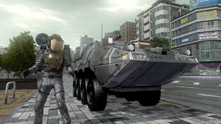 Earth Defense Force 4 change de nom