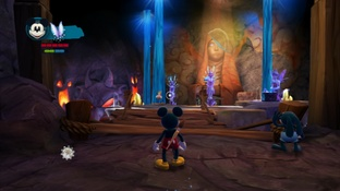 Test Epic Mickey : Le Retour des Héros PlayStation 3 - Screenshot 44