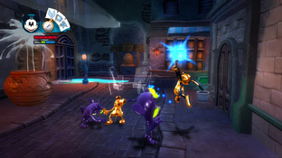 Pictures of Epic Mickey: The Return of the Hero