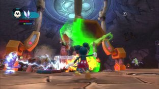 Epic Mickey : Le Retour des Héros PS3 - Screenshot 186