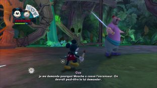 Epic Mickey : Le Retour des Héros PS3 - Screenshot 321