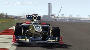 La démo jouable de F1 2012