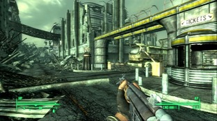 Test Fallout 3 PlayStation 3 - Screenshot 63