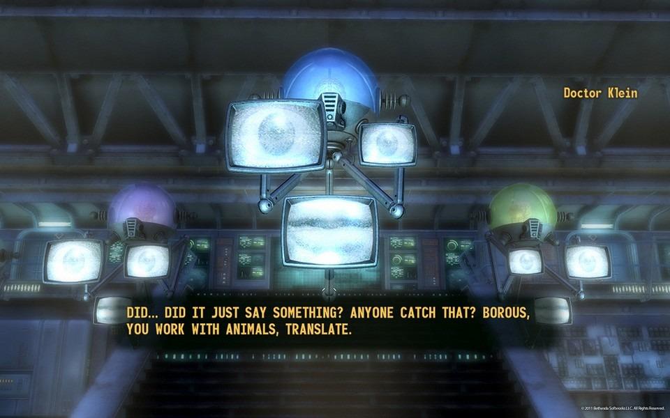 Fallout New Vegas : Old World Blues
