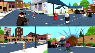 Pictures of multiplayer Family Guy