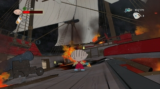Test Family Guy : Back to the Multiverse PlayStation 3 - Screenshot 23