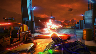 Aperçu Far Cry 3 : Blood Dragon PlayStation 3 - Screenshot 3