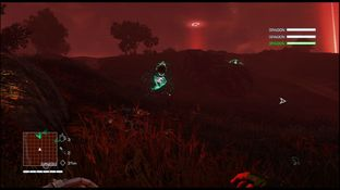 Test Far Cry 3 : Blood Dragon PlayStation 3 - Screenshot 30