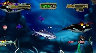 Скриншот из игры Feeding Frenzy 2: Shipwreck Showdown под номером 2. crack