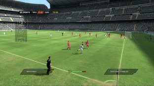 Test FIFA 10 PlayStation 3 - Screenshot 80