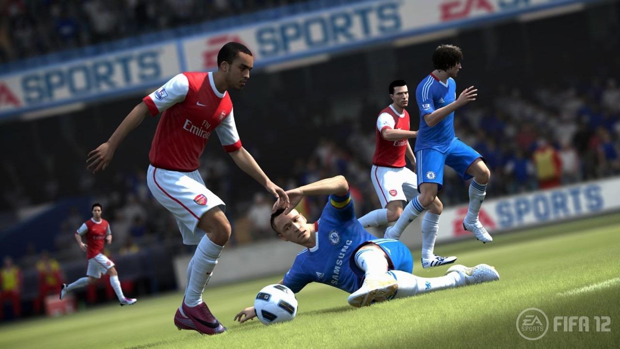 jeuxvideo.com FIFA 12 - PlayStation 3 Image 14 sur 106