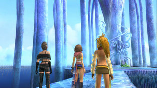 Images de Final Fantasy X-2