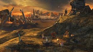 E3 2013 : Images de Final Fantasy X / X-2 HD