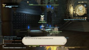 Test Final Fantasy XIV : A Realm Reborn PlayStation 3 - Screenshot 256