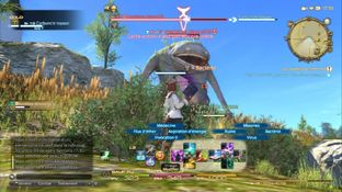 Test Final Fantasy XIV : A Realm Reborn PlayStation 3 - Screenshot 257