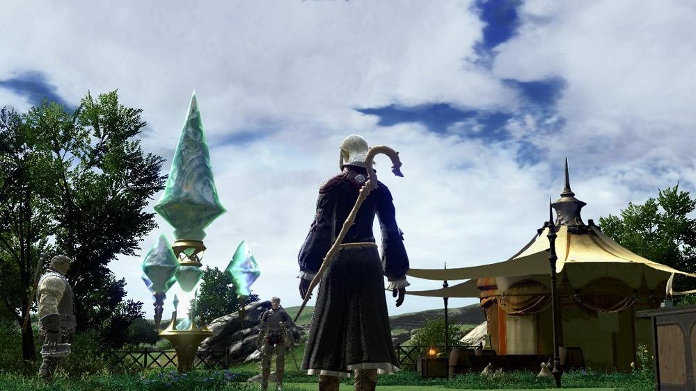 jeuxvideo.com Final Fantasy XIV Online - PlayStation 3 Image 23 sur