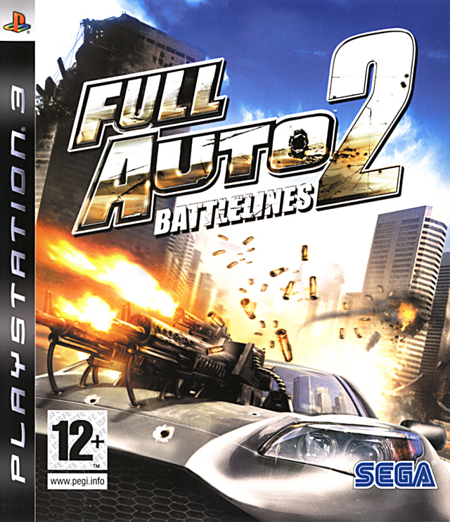 Full Auto 2: Battlelines, платформа ps-3. PLAYSTATION 3. Starcraft 2. ЧЕМП