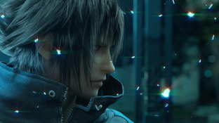 Le thème de Versus XIII dans Theatrhythm Final Fantasy