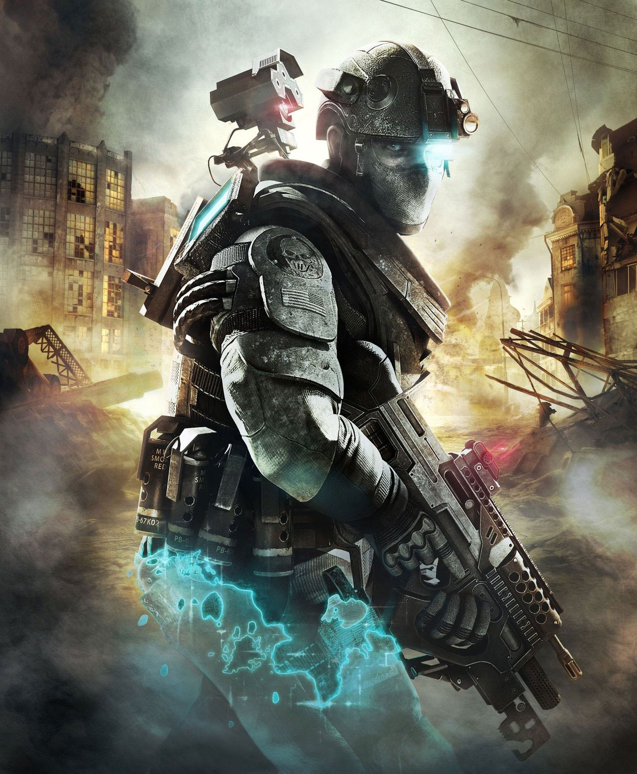 jeuxvideo.com Ghost Recon : Future Soldier - PlayStation 3 Image 18