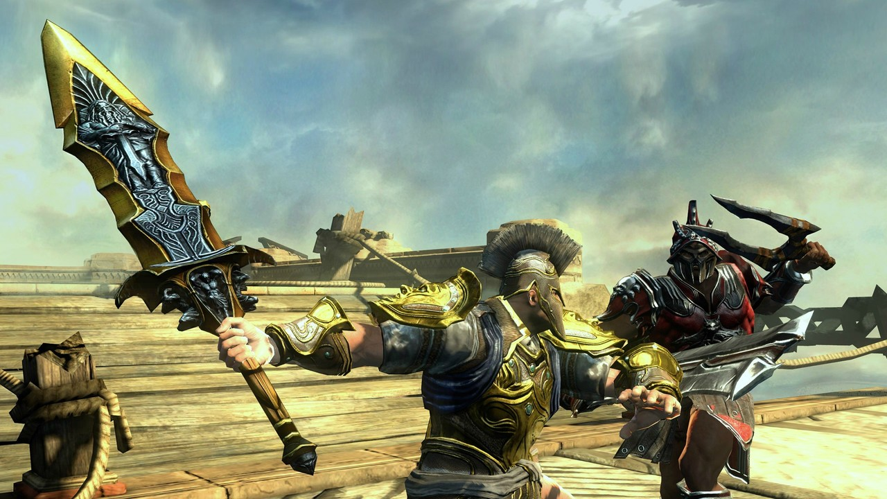 Images God of War : Ascension PlayStation 3 - 19