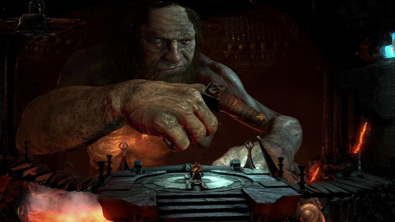 Spoiler god of war 3 la venganza de kratos superpost for God of war 3 jardines superiores
