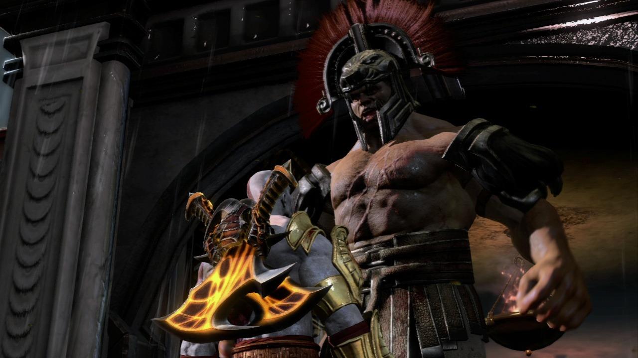 Download God Of War 1 For Pc