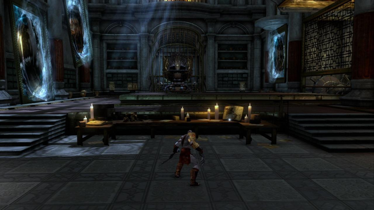 Spoiler god of war 3 la venganza de kratos superpost for God of war 3 jardines del olimpo