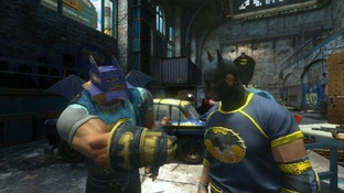 Gotham City Imposteurs PlayStation 3